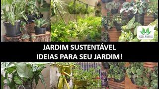 Ideias Para seu Jardim – Econômico
