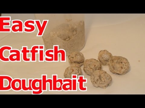 JTO #140 : CATFISH DOUGH BAIT IN 4 MINS