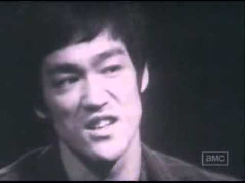 Bruce Lee Be As Water My Friend Youtube
