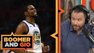 Knicks LOSE OUT as Kevin Durant and Kyrie Irving will join the Nets | Boomer & Gio