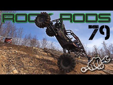 ROCK BOUNCERS GET BUCK at SRRS Wildcat - Rock Rods EP79