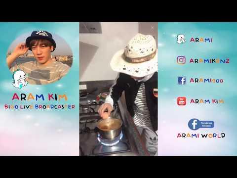 Arami Bigo Live Broadcast November 15, 2017