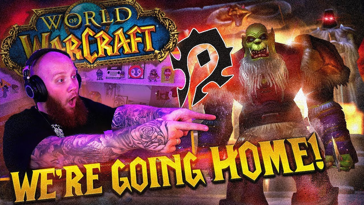 WE'RE GOING HOME! - Classic World of Warcraft thumbnail