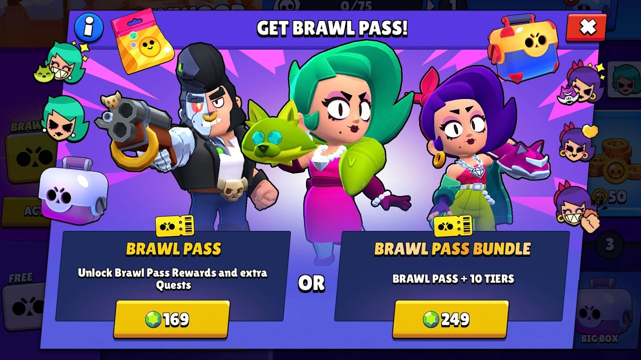 Download Brawl Pass Season 9!!😍💳 + Lola Gameplay!!🎬 | Brawl Stars Sneak Peek