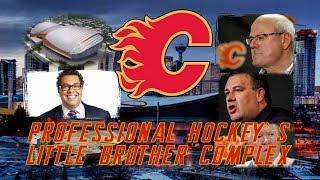 The Calgary Flames: Professional Hockey