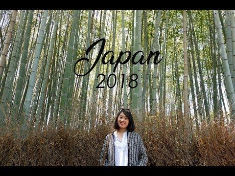 Japan Travel Diary 2018 ✈️ KYOTO   OSAKA
