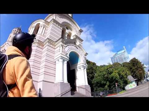Riga Center Flowcast - Tourist Sights & Skating Tips