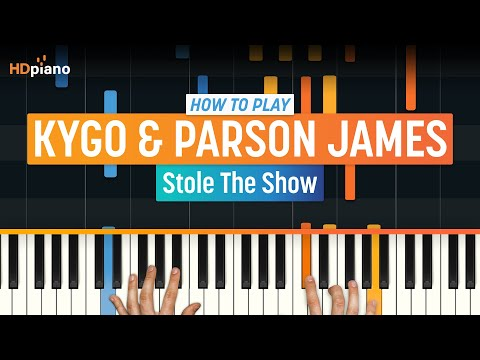 "ALL PARTS FREE -  ""Stole The Show"" by Kygo & Parson James 