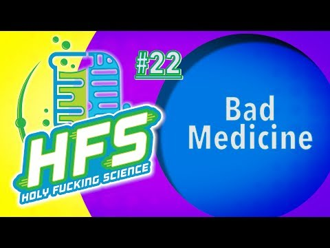 HFS Podcast #22 - Bad Medicine