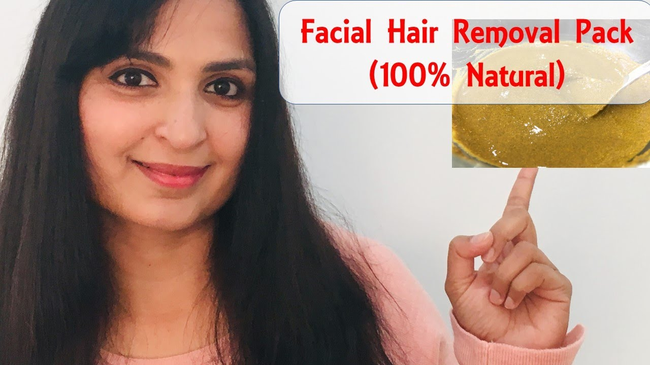 How To Remove Facial Hair Permanently At Home Natural Home
