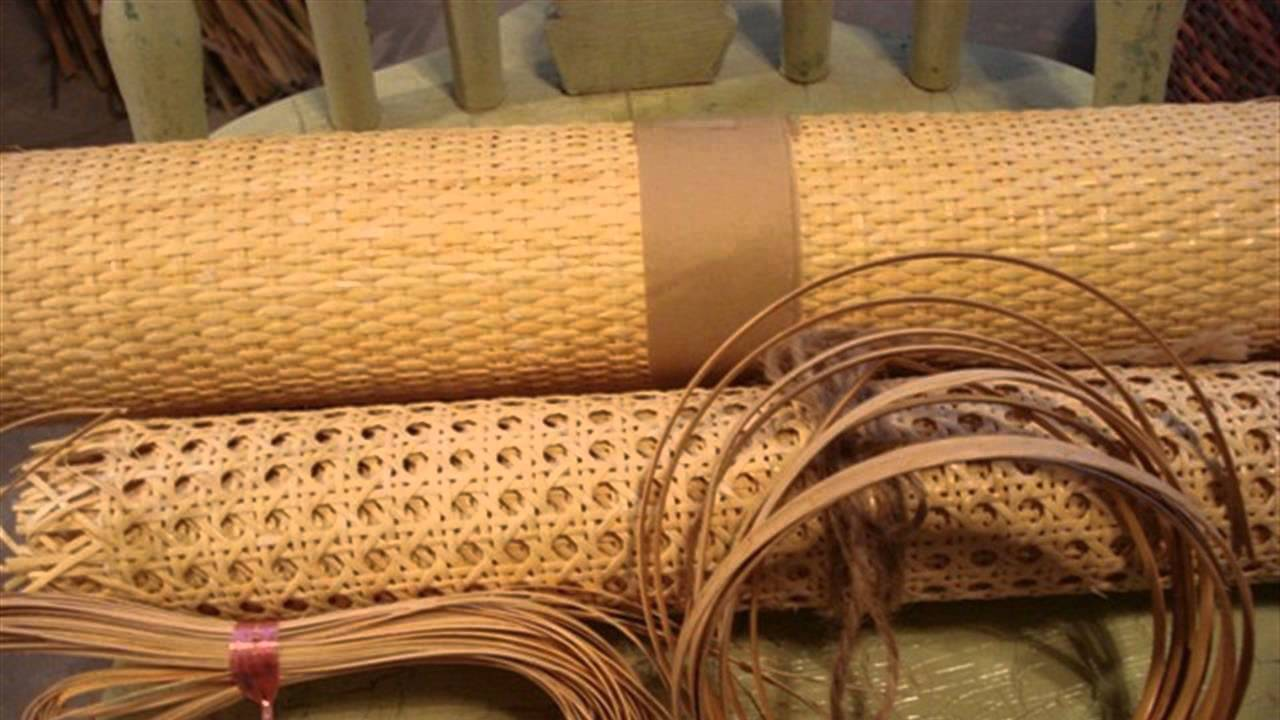 Rattan Chair Repair Kit Chairscape Contact Details How To Fix A Broken Cane Youtube