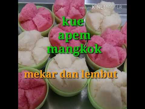 Resep kue Apem Mangkok - Ruslar.Biz