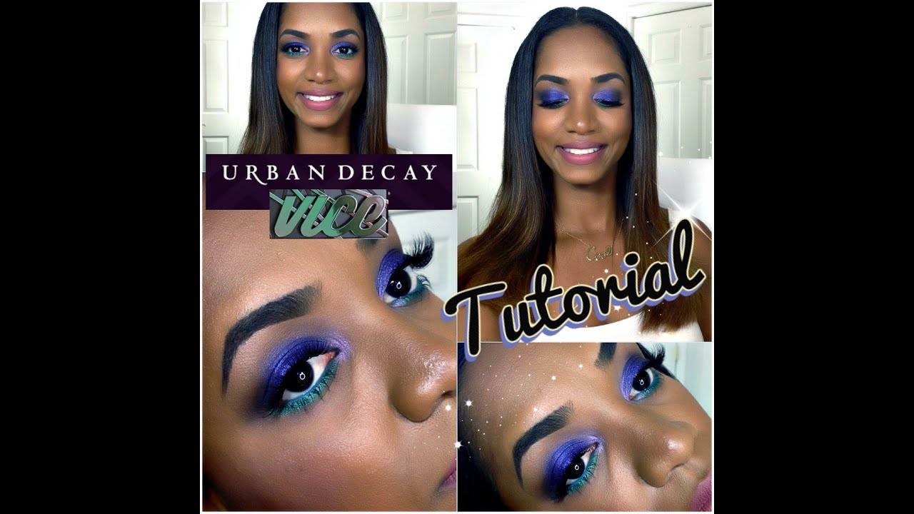 ❤ MAKEUP TUTORIAL ❤ Urban Decay Vice 4 Palette LOOK ❤