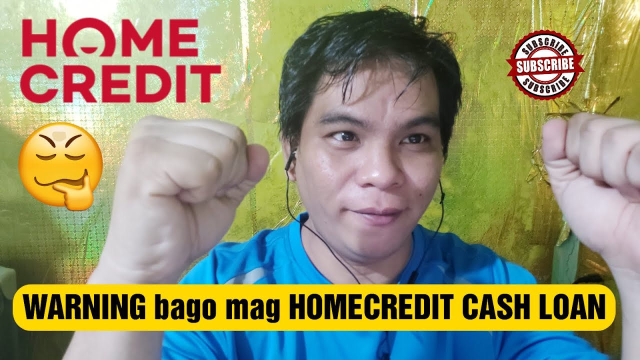 Download HOME CREDIT CASH LOAN (2021) WARNING