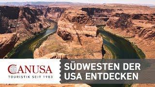 Wohnmobilreise durch den Südwesten der USA | CANUSA