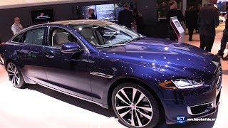 2019 Jaguar XJ 50 - Exterior and Interior Walkaround - 2018 LA Auto Show