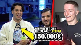 UFO361: 200.000€ Outfit.. (Reaktion)