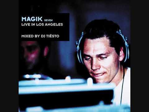 DJ Tiësto - Magik Seven: Live In Los Angeles
