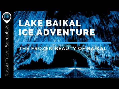 Lake Baikal Ice Adventure - 56th Parallel, Russia travel Specialists