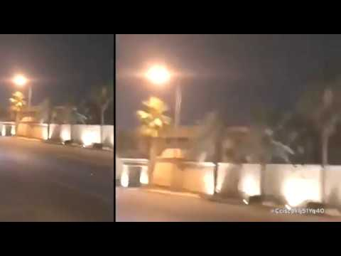 Heavy gunfire reported near Saudis Kings palace in Riyadh as king evacuated to military bunker