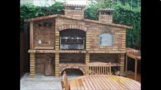 Mediterranean Brick Barbecue- Go To Our Site Online And See Our Mediterranean Brick Barbecue
