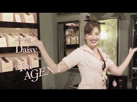 Agent Provocateur's How To Get It Right, starring Daisy Lowe and Jack Guinness