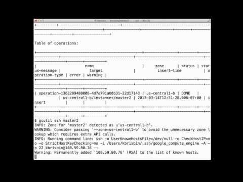Google Compute Engine Metadata Tips and Tricks