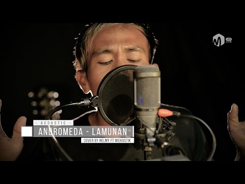 Acoustic Music | Lamunan - Andromeda Cover by Helmy ft. Miekustik