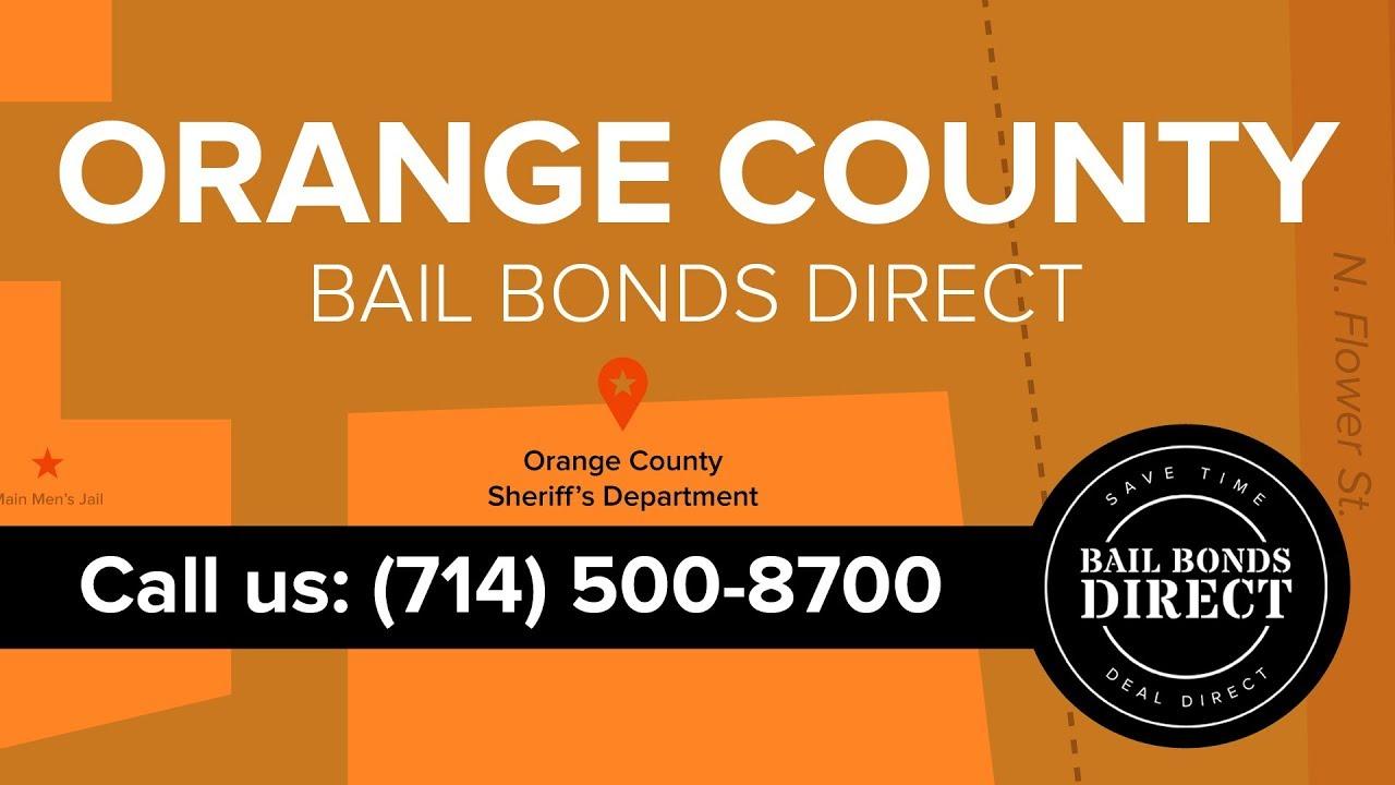 Orange County Bail Bonds DIRECT | 800-880-8380