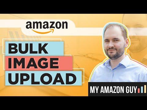 Bulk Image Upload on Amazon