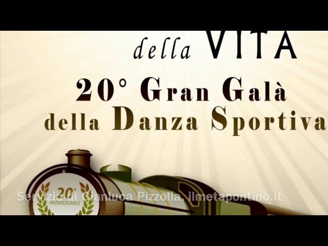 """""""Il treno della vita"""", gran galà della danza sportiva a Scanzano Jonico - 20 Luglio"""