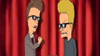 Beavis and Butthead from the Jackass 3D movie