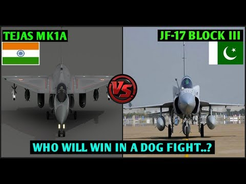 Indian Defence News : Tejas Mk1A vs JF 17 block 3,Tejas vs JF 17 Comparison in Hindi.Tejas vs jf 17