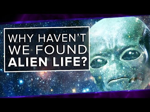 Why Haven't We Found Alien Life? | Space Time | PBS Digital Studios
