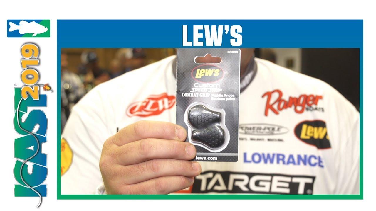 Lew's Custom Speed Shop Accessories with Jeremy Lawyer | iCast 2019