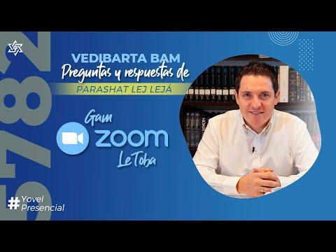Vedibarta Bam - Preguntas y Respuestas de Parashat Lej Leja