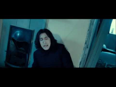 Severus Snape-Sen Yalnız Ben Yalnız,Montaj-Harry Potter