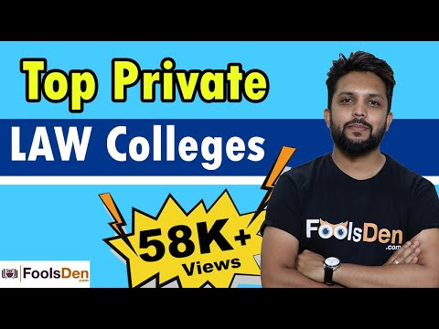 Top Private Law Colleges accepting CLAT Score | Important Dates for Admission