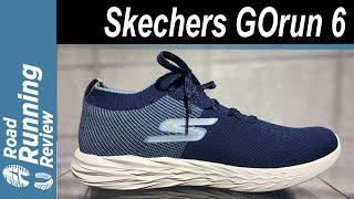 Skechers GOrun 6 | ¡Cambio radical!