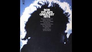 Download Bob Dylan full Album - Bob Dylan's Greatest Hits (rls 1976)