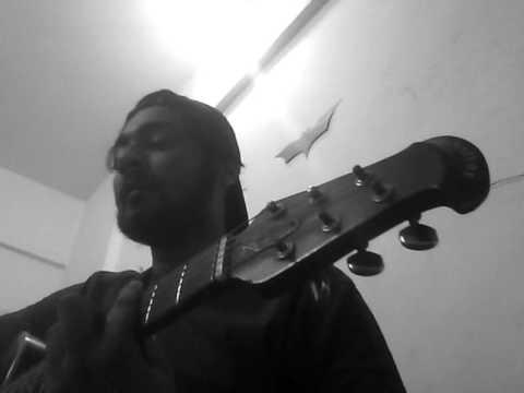 Judaai-Badlapur guitar cover :)