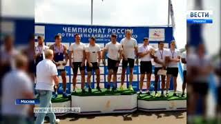 Иван Штыль стал первым на всех дистанциях Чемпионата России, на которые вышел