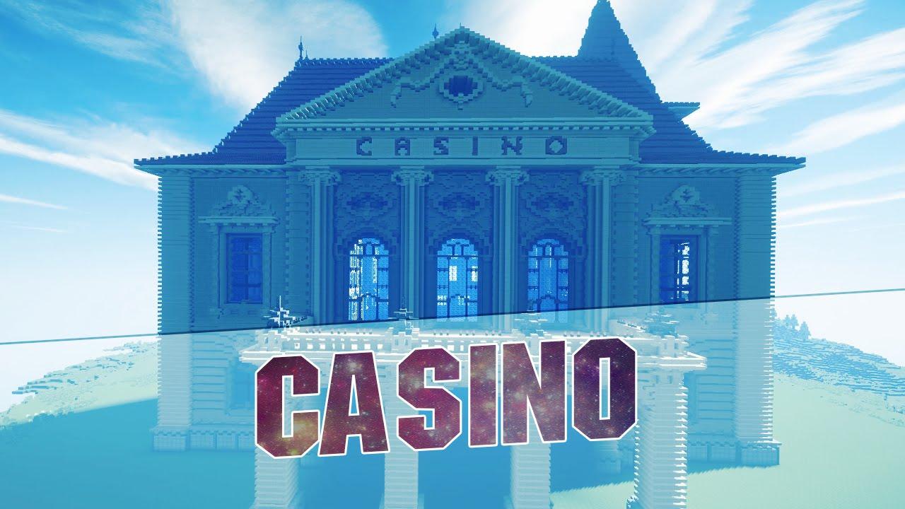 Minecraft The Casino Bern Building Series Cinematics