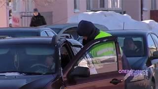Дорожная полиция Ростова устроила облаву на водителей с детьми без детских кресел