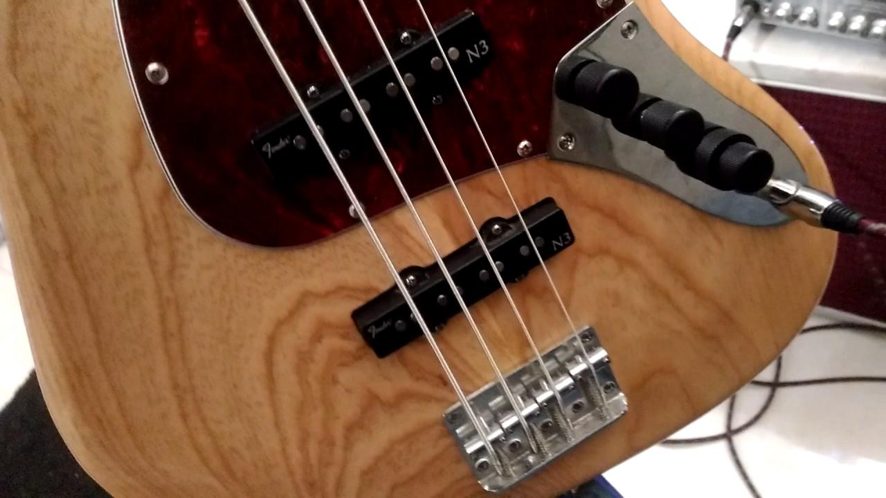Circuito Jazz Bass : Jazz bass sx youtube