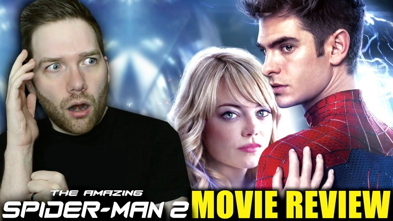 The Amazing Spider Man 2 Movie Review Youtube