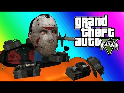 "GTA5 Online Funny Moments – ""Watch This"" (RPG Vs. Fast and Furious)"