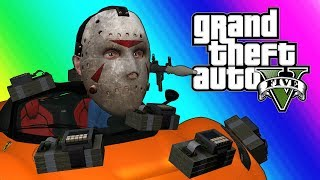 GTA5 Online Funny Moments -