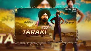 Taraki Prince Randhawa Rami Randhawa Free MP3 Song Download 320 Kbps