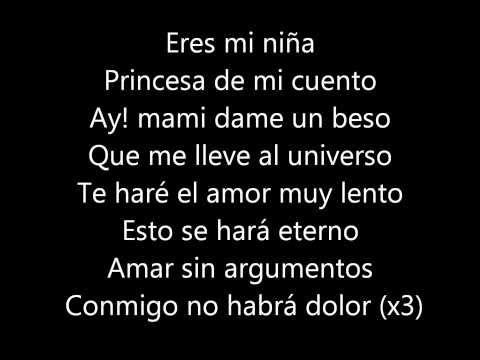 Sergio Contreras - Princesa De Mi Cuento. Con Letra